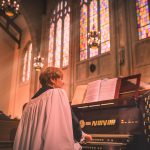 Lind Buzard's 30th anniversary at the Chapel of Saint John the Divine