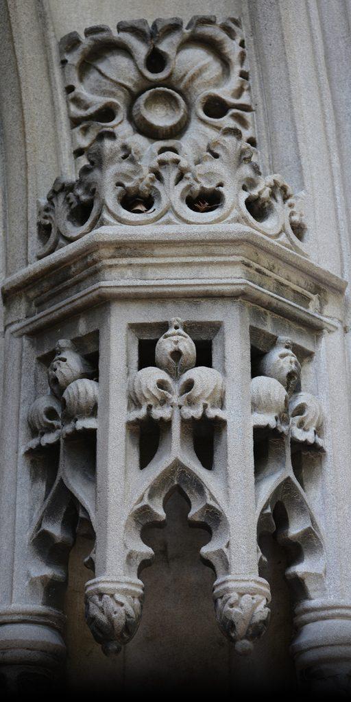 church exterior